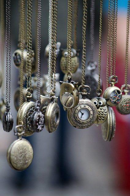 Metallösen und die unterschiedliche Auswahl